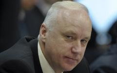 Александр Бастрыкин © РИА Новости, Сергей Гунеев